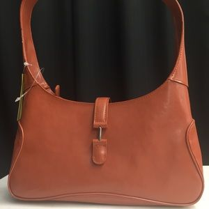 Nine West Rust Handbag